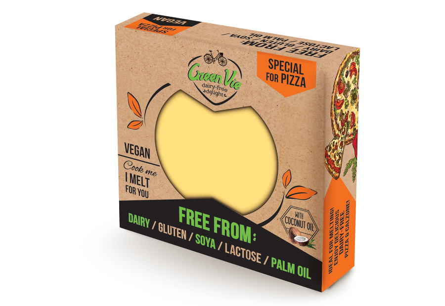 Vegan Dairy-Free Special for Pizza flavour cheese package 250g