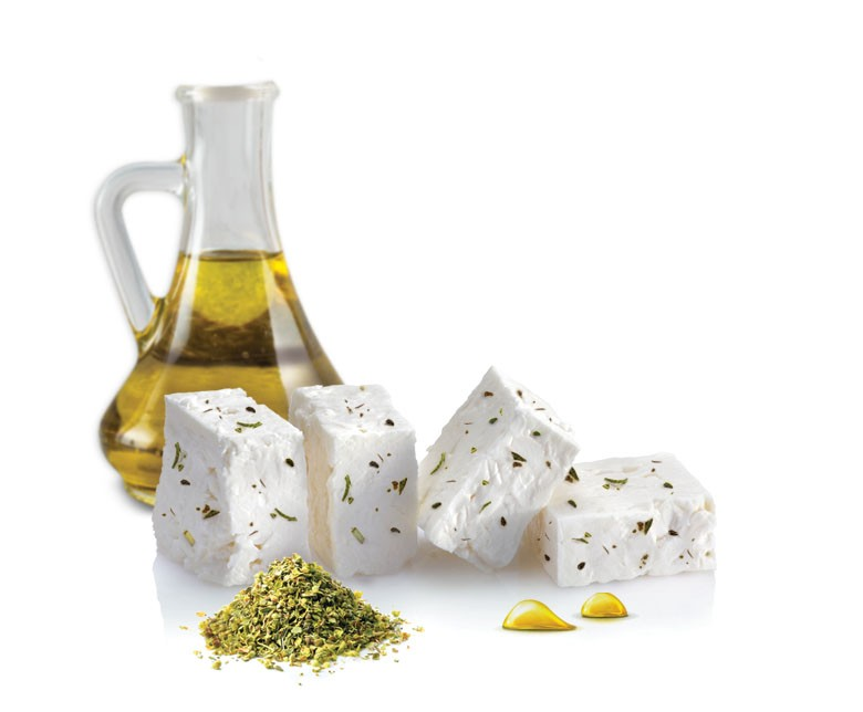 Greek style with dried oregano & olive oil